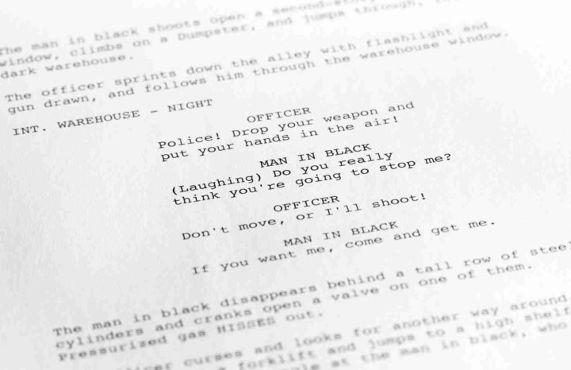 XOVR Script Writing